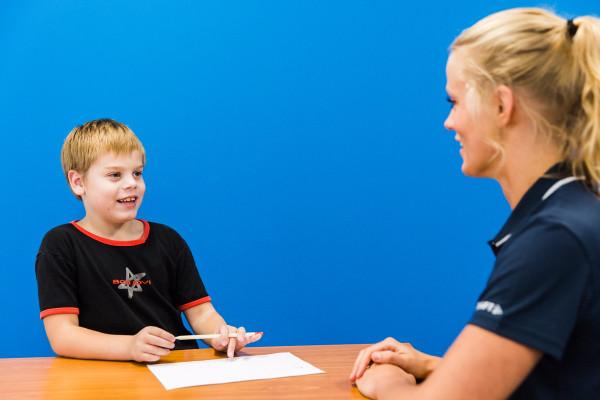 De magie van kindercoaching leer het bij De Kinderfysioclub