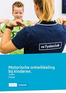 E-book motorische ontwikkeling - Kinderfysioclub